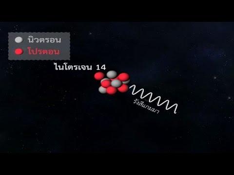 วัฎจักร CNO วิทยาศาสตร์ ม.4-6 (โลก และดาราศาสตร์)