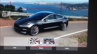 Ethan Buys a Tesla Model 3 - The Unofficial Configurator