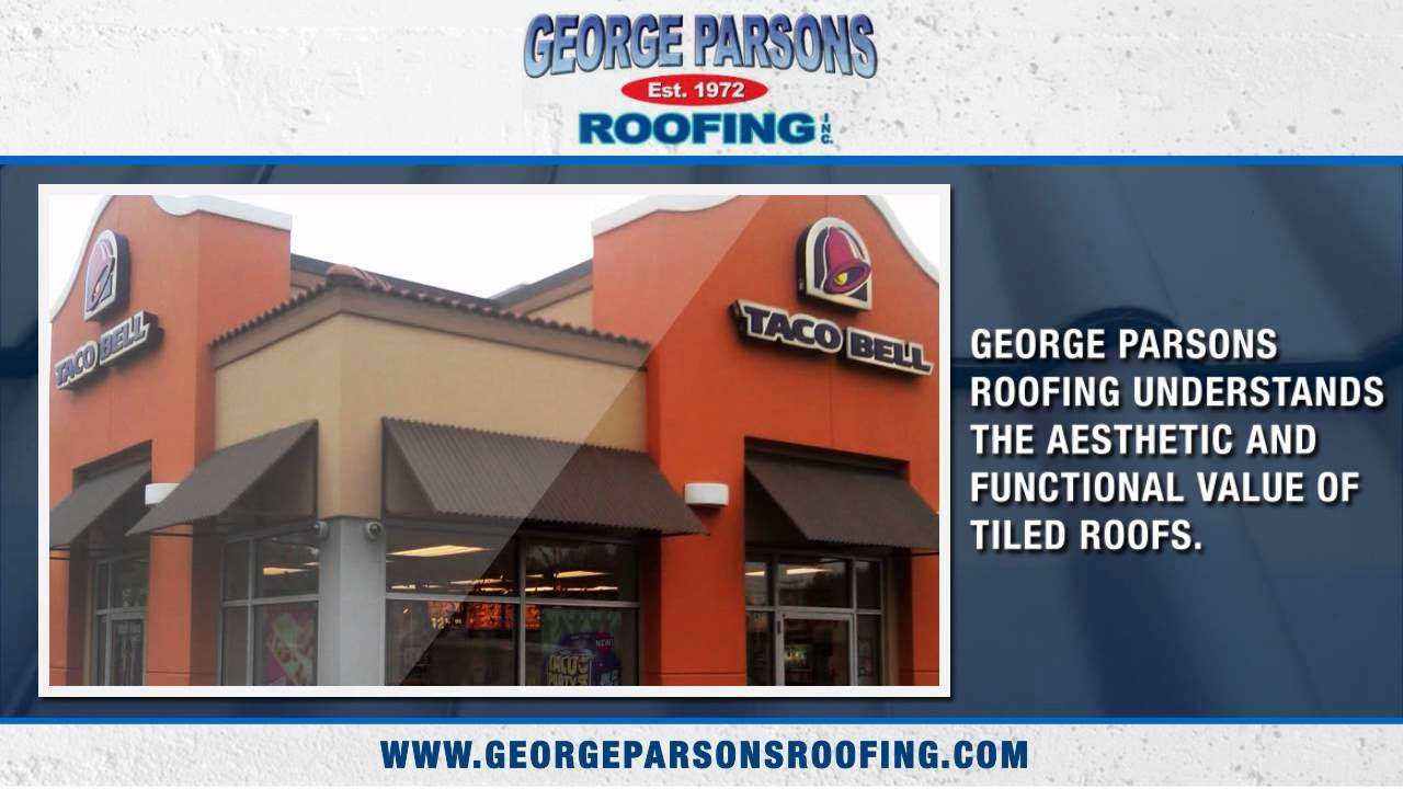 Captivating George Parsons Roofing | Roofing Installation And Repair Services