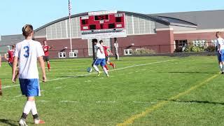 Mount Ararat at Camden Hills boys soccer