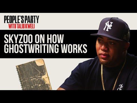 Skyzoo Explains How Ghostwriting Works In Rap & Why He Won't Use The N-Word | People's