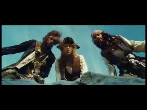 Sparrow dit la vérité- Pirates des caraibes 2 -Le secret du coffre maudit poster