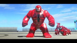 LEGO Marvel Superheroes - Big-Fig Carnage (MOD)