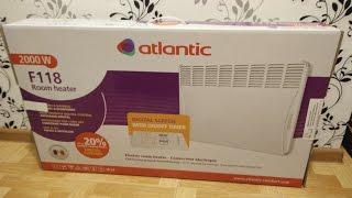 видео Конвекторы Atlantic (Атлантик) - обзор лучших моделей, как выбрать, характеристики, цены и отзывы, где купить
