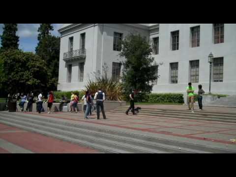 Berkeley Visit