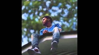 j cole 03 adolescence instrumental with hook