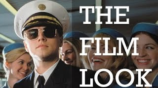 CATCH ME IF YOU CAN  - Film Look | Spielberg's Cinematic Techniques