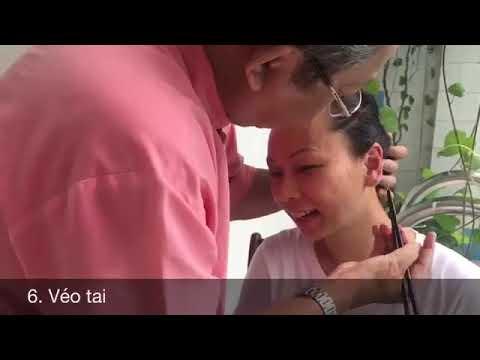 Gs TSKH Bùi Quốc Châu hướng dẫn sử dụng đôi đũa thần Diện Chẩn