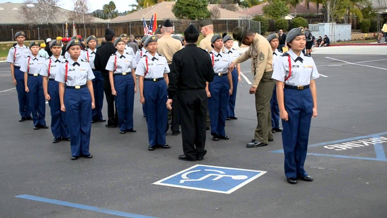 high school drill meet