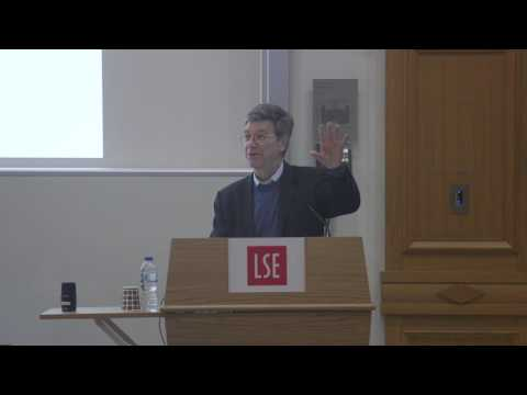 Jeffrey Sachs | Keynote 1 | Subjective well-being over the l