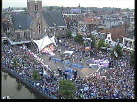Veronica Nederland Muziekland in Alkmaar