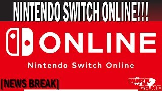 Nintendo Switch Online Details, Price, Release, and Virtual Console? [Reaction] [News Break]