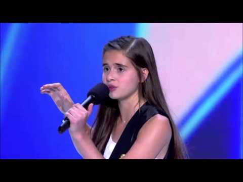 Carly Rose Sonenclar Audition [uncut]