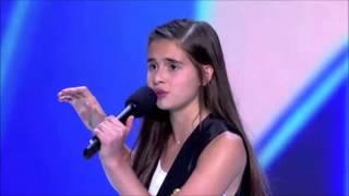 Carly Rose Sonenclar Audition [uncut]