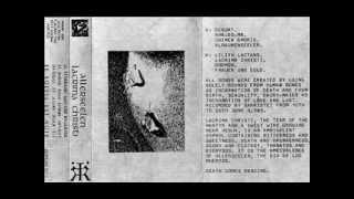 Allerseelen - Lilith lactans. Lacrima Christi. Sodmon. Frauen und gold. (1989)