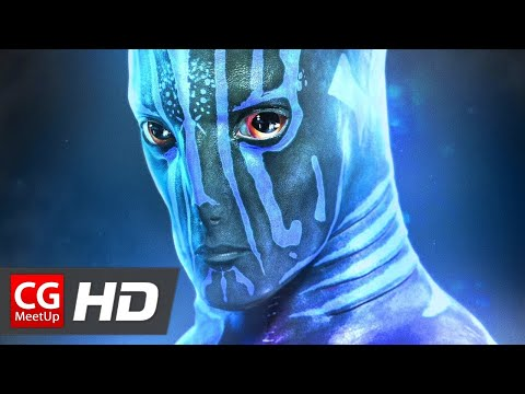 "CGI Sci-Fi Short Film ""The Space Between Us VFX Short Film"" by The Space Between Us Team"