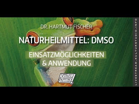 Naturheilmittel DMSO - Einsatzmöglichkeiten & Anwendung | KT 163