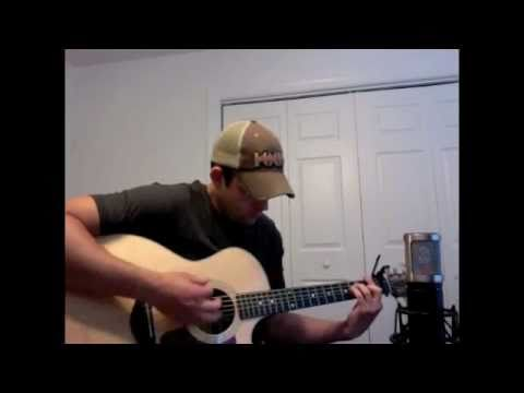 Let Me Down Easy - Billy Currington cover by Chris Rogers