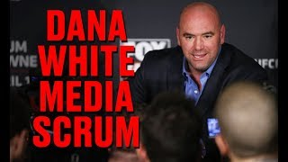 dana-white-media-scrum-talks-ufc-231-greg-hardy-domestic-violence-tyron-woodley