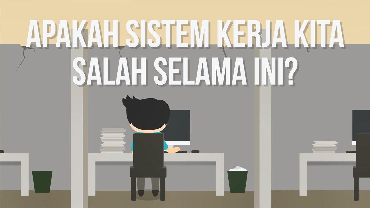 Kerja di Masa Depan Untuk Sekarang (ft Co-working Indonesia & Ziliun.com)