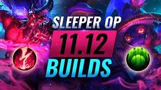 Download 5 NEW Sleeper OP Picks & Builds Almost NOBODY USES in Patch 11.12 - League of Legends Season 11