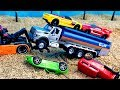 Video Juguetes Youtube Channel in Coches y Camiones de Juguetes para Niños - Construction Vehicles Toy - Maquinas de Construcción Video on substuber.com