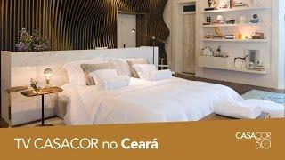 Gambar cover Quarto do Casal da CASACOR Ceará 2016