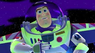 Disneyland Adventures - Buzz Lightyear Astro Blasters - Mini-Games Gameplay & Walkthrough