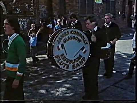 Green Flutes (1984): A Documentary About Activism and Social Conditions In Glasgow - (part 2)