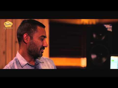 Behind the scenes - Nucleya mentoring...