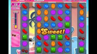 Candy Crush Level 1539 Difficult Level with one booster