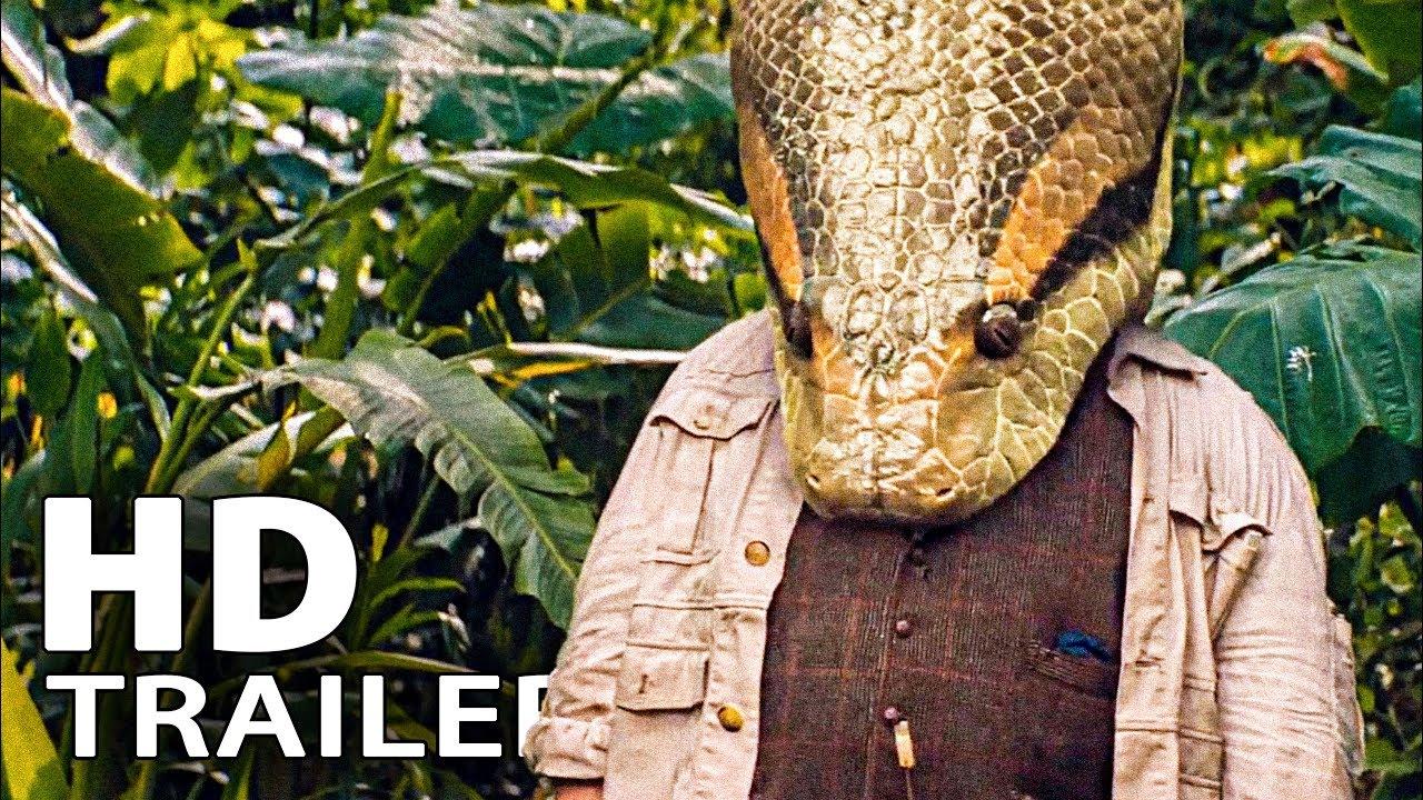 Download JUMANJI 3: The Next Level - ALLE Trailer & Clips Deutsch German (2019)