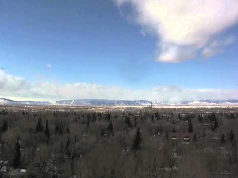 Weather at UW - The University of Wyoming