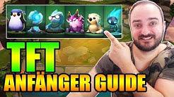 TFT ANFÄNGER GUIDE - Basics + Spiel leicht erklärt !!