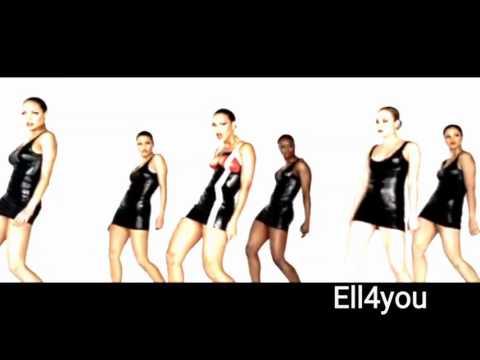 "Beyoncé in Vanity 6's ""Nasty Girl"" (Featuring some of her best dance videos)"