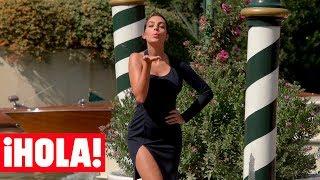 El glamour que derrochó GEORGINA RODRÍGUEZ en el FESTIVAL de VENECIA