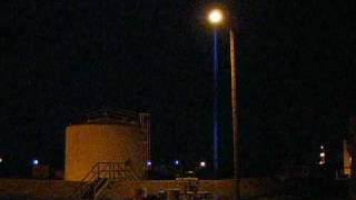 induction street light vs hps street light