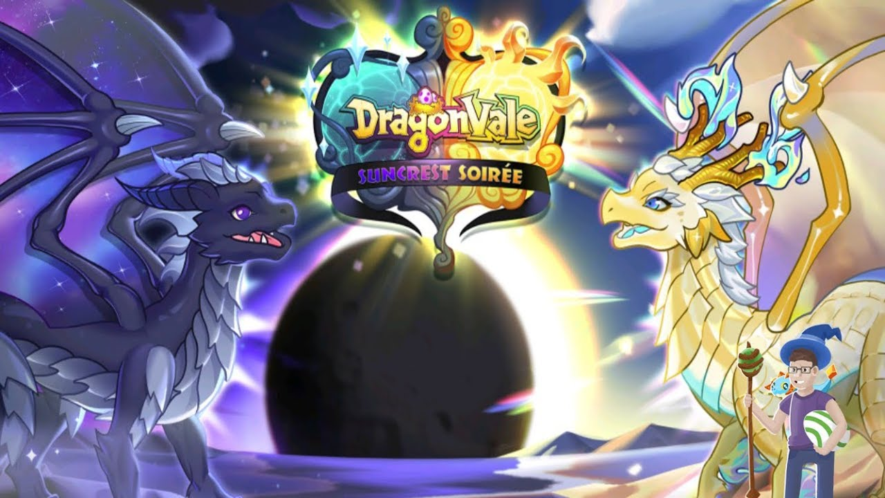 Dragonvale | New Suncrest Soiree Event! | - YouTube