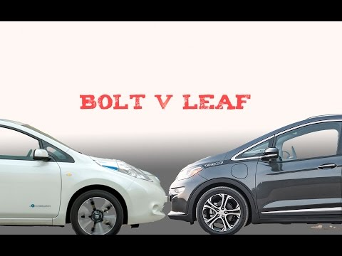 Is The Nissan LEAF Really Outselling The Chevrolet Bolt EV In The U.S.?