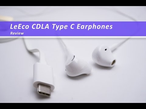 LEECO CDLA Type C Earphones - Review