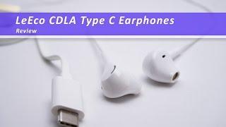 LEECO CDLA Type C Earphones - Review