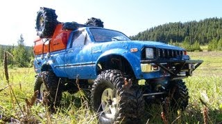 Rc Adventures - Ttc 2013 - Tough Truck Challenge