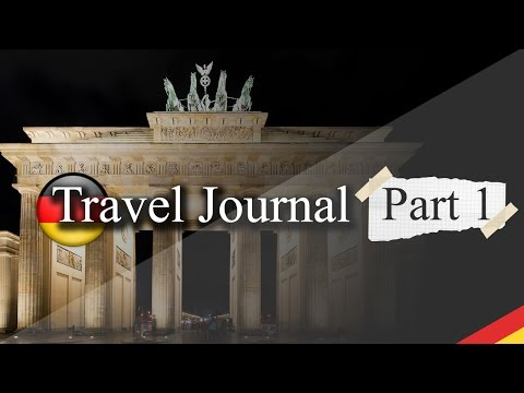 Travel Journal: Ireland and Germany (Part 1)
