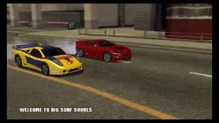 Burnout 2 Point Of Impact Crash Compilation(4K)
