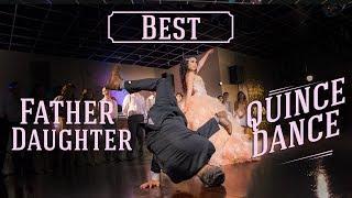 Video JEZEL'S  BEST QUINCE FATHER DAUGHTER DANCE SURPRISE 2017 download MP3, 3GP, MP4, WEBM, AVI, FLV Agustus 2018