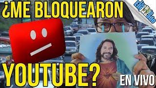 ¡Me bloquearon youtube esta semana! | EseMajeEngasado thumbnail