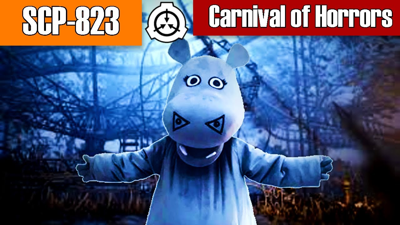 SCP-823 Carnival of Horrors | Object class euclid | cognitohazard / location scp
