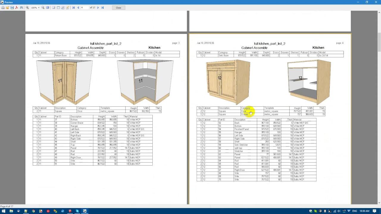 Plugin] GKWare Cabinet Maker • sketchUcation • 17