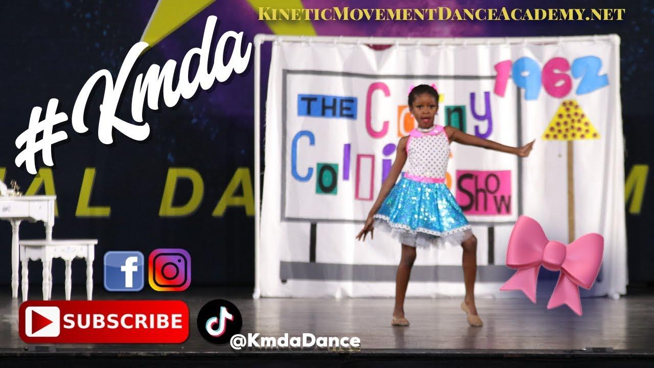 #KMDA | Hairspray | 6 yr old solo Mini Musical Theater | Krista Allen  Choreography