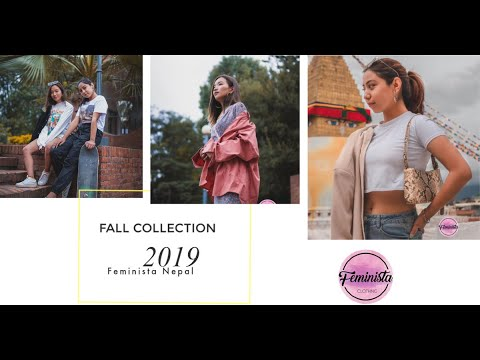 [VIDEO] - Fall outfit ideas 2019/ Nepali online store 1